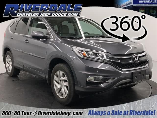 Used Honda Cr-v EX 2016 | Eastchester Motor Cars. Bronx, New York