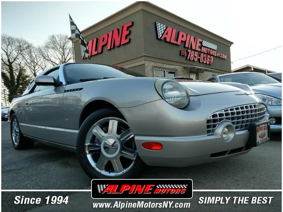 Used Ford Thunderbird 2dr Convertible Premium 2004 | Alpine Motors Inc. Wantagh, New York