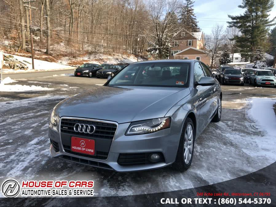 Used 2011 Audi A4 in Watertown, Connecticut | House of Cars. Watertown, Connecticut