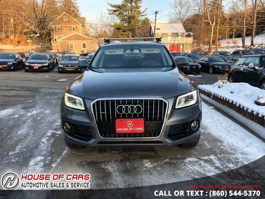 Used 2013 Audi Q5 in Watertown, Connecticut | House of Cars. Watertown, Connecticut