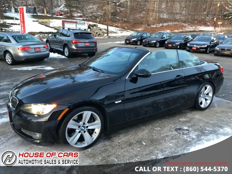 Used BMW 3 Series 2dr Conv 335i 2008 | House of Cars. Watertown, Connecticut