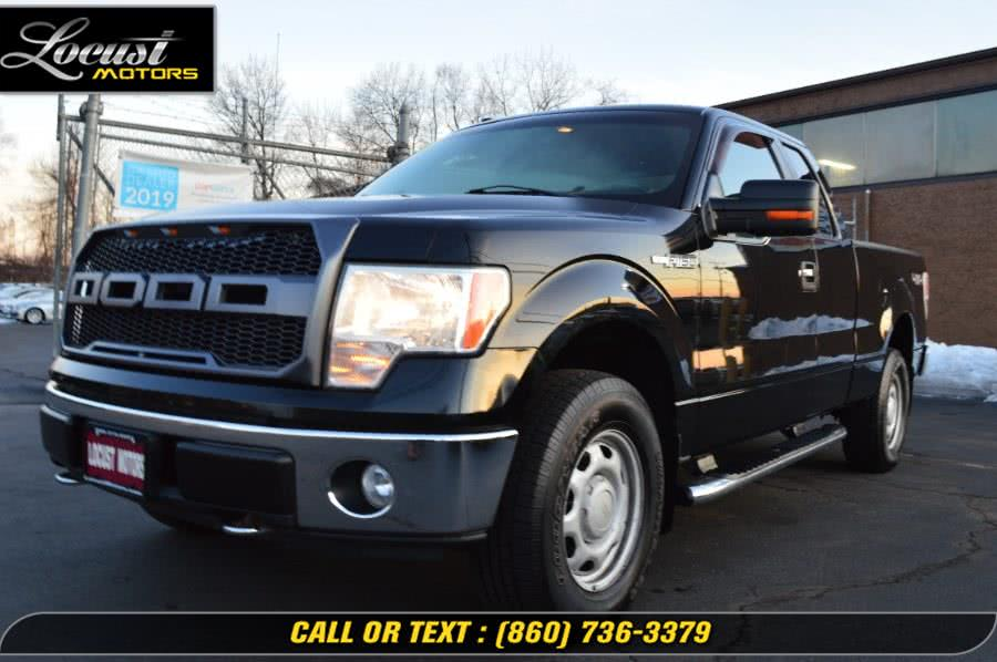 "2009 Ford F-150 4WD SuperCab 145"" XLT, available for sale in Hartford, CT"