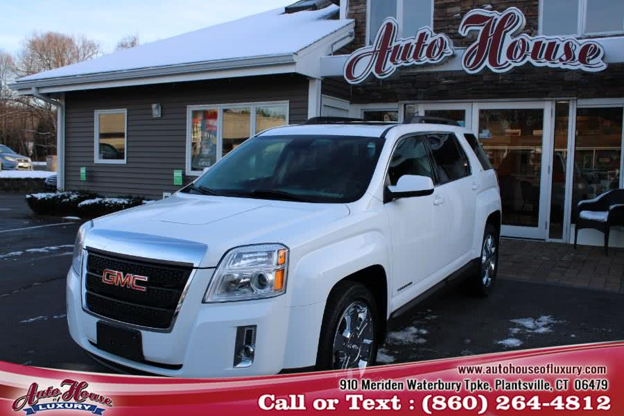 Used 2014 GMC Terrain in Plantsville, Connecticut | Auto House of Luxury. Plantsville, Connecticut