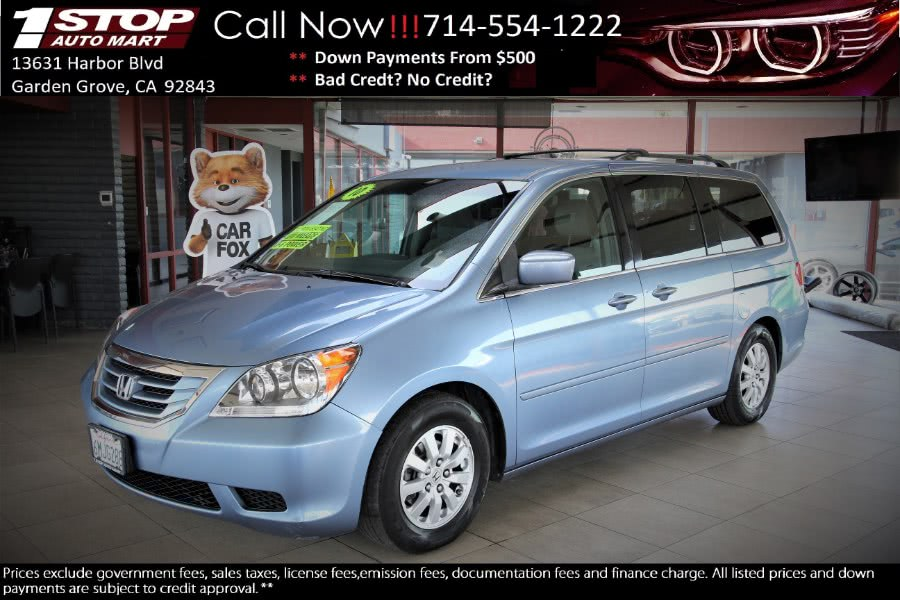 Used 2010 Honda Odyssey in Garden Grove, California | 1 Stop Auto Mart Inc.. Garden Grove, California