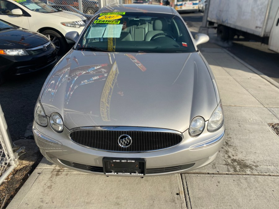 Used Buick LaCrosse 4dr Sdn CXL 2007   Middle Village Motors . Middle Village, New York
