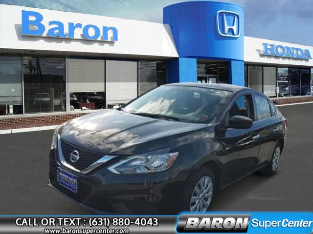 Used 2016 Nissan Sentra in Patchogue, New York | Baron Supercenter. Patchogue, New York