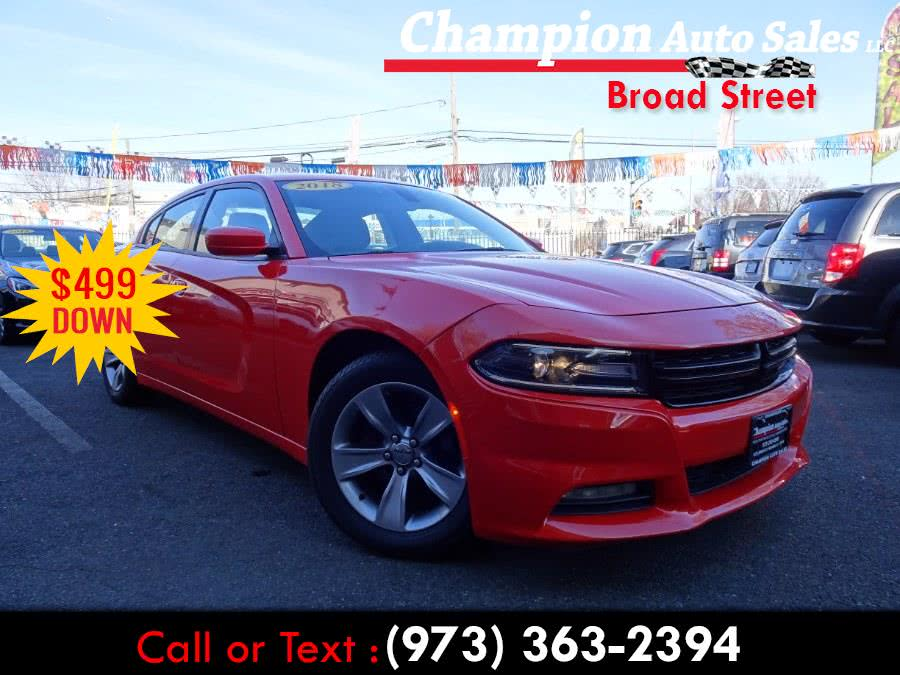 Used 2018 Dodge Charger in Newark, New Jersey | Champion Used Auto Sales LLC. Newark, New Jersey