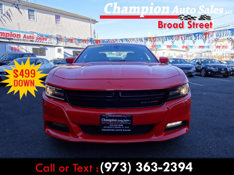 2018 Dodge Charger SXT Plus RWD, available for sale in Newark, New Jersey   Champion Used Auto Sales LLC. Newark, New Jersey