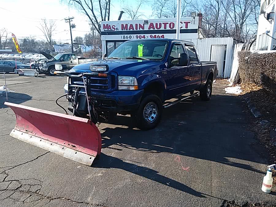 Used 2003 Ford Super Duty F-250 in Hartford, Connecticut | Main Auto Sales LLC. Hartford, Connecticut