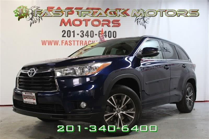 Used 2016 Toyota Highlander in Paterson, New Jersey | Fast Track Motors. Paterson, New Jersey
