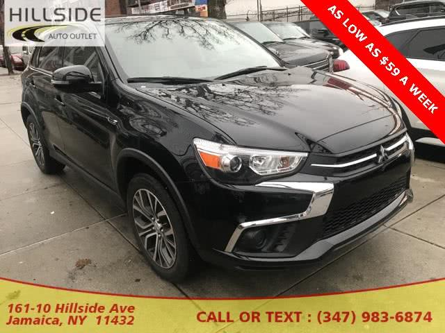 Used 2019 Mitsubishi Outlander Sport in Jamaica, New York | Hillside Auto Outlet. Jamaica, New York