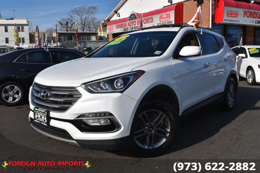 Used Hyundai Santa Fe Sport 2.4L Auto 2017 | Foreign Auto Imports. Irvington, New Jersey