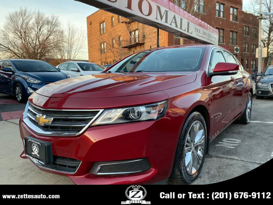 Used 2014 Chevrolet Impala in Jersey City, New Jersey   Zettes Auto Mall. Jersey City, New Jersey