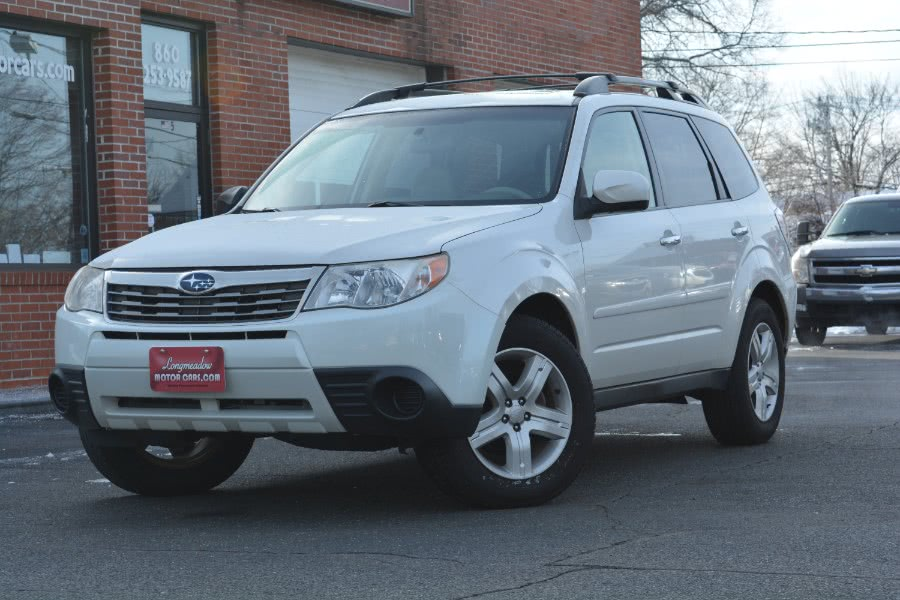 Used 2010 Subaru Forester in ENFIELD, Connecticut | Longmeadow Motor Cars. ENFIELD, Connecticut
