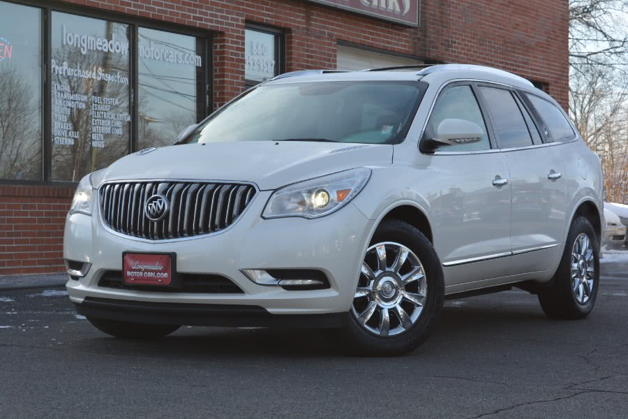 Used 2014 Buick Enclave in ENFIELD, Connecticut | Longmeadow Motor Cars. ENFIELD, Connecticut