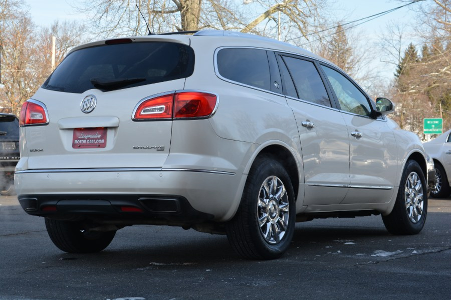 Used Buick Enclave AWD 4dr Leather 2014 | Longmeadow Motor Cars. ENFIELD, Connecticut
