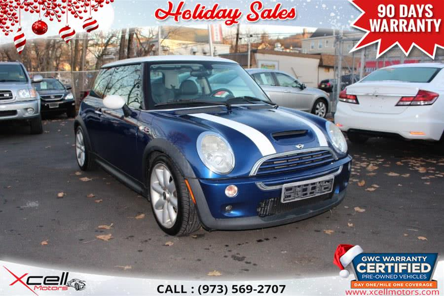 Used 2003 MINI Cooper Hardtop in Paterson, New Jersey | Xcell Motors LLC. Paterson, New Jersey