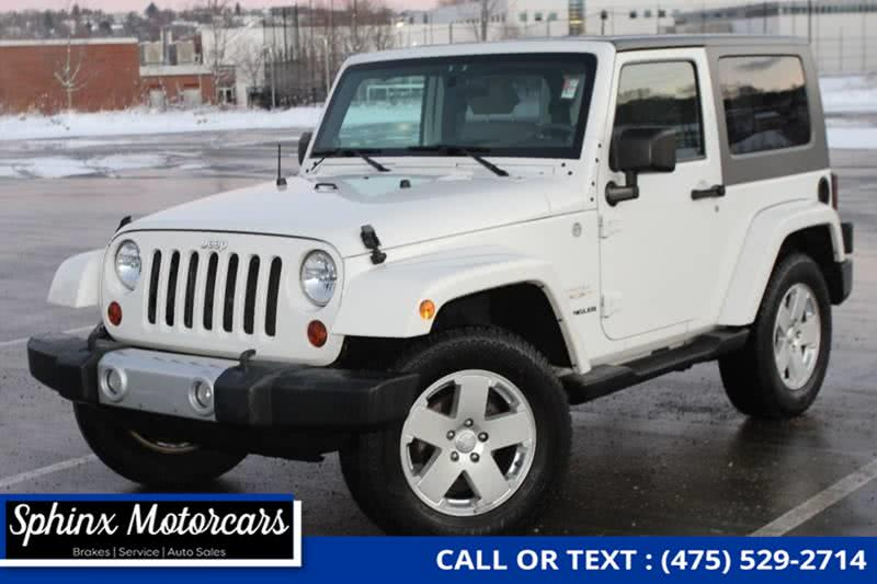 Used 2010 Jeep Wrangler in Waterbury, Connecticut | Sphinx Motorcars. Waterbury, Connecticut