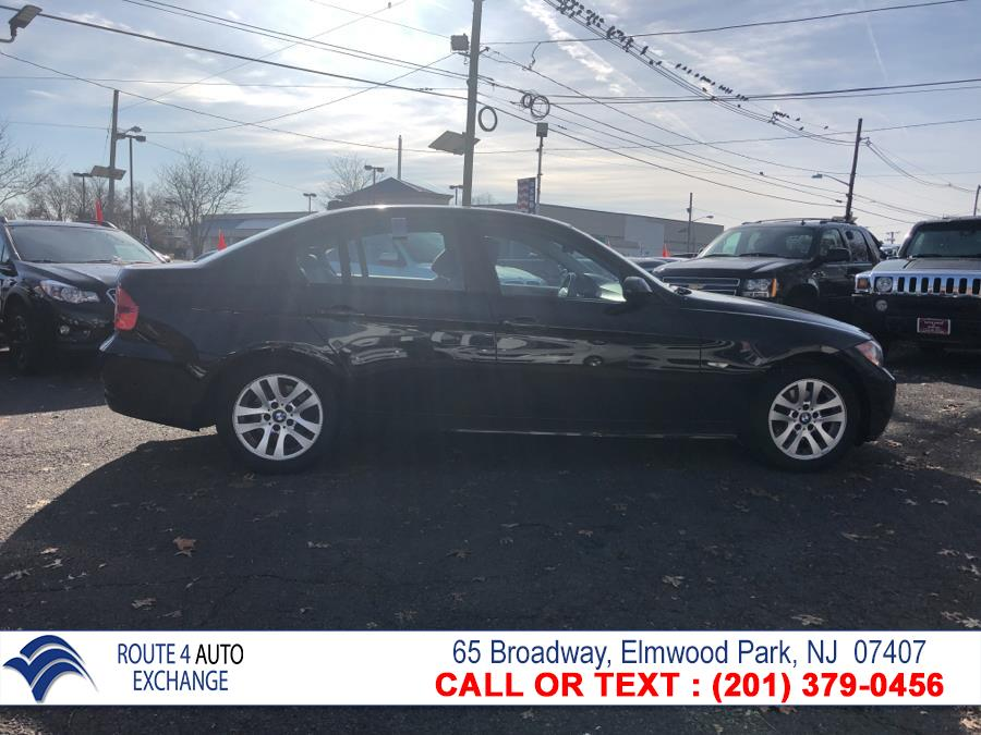 Used BMW 3 Series 325xi 4dr Sdn AWD 2006 | Route 4 Auto Exchange. Elmwood Park, New Jersey