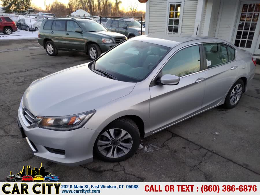 Used 2013 Honda Accord Sdn in East Windsor, Connecticut | Car City LLC. East Windsor, Connecticut