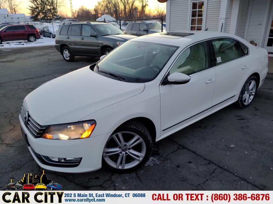 Used 2012 Volkswagen Passat in East Windsor, Connecticut | Car City LLC. East Windsor, Connecticut