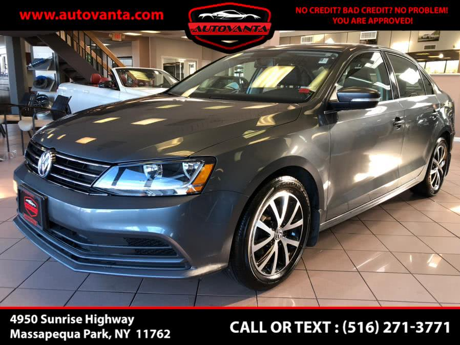 Used 2017 Volkswagen Jetta in Massapequa Park, New York | Autovanta. Massapequa Park, New York