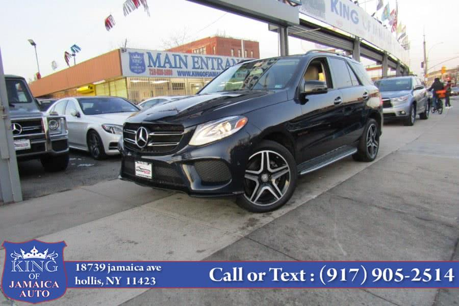 Used 2017 Mercedes-Benz GLE in Hollis, New York | King of Jamaica Auto Inc. Hollis, New York