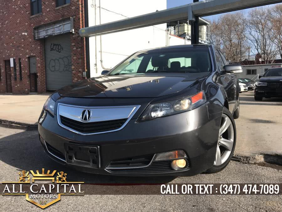 Used 2013 Acura TL in Brooklyn, New York | All Capital Motors. Brooklyn, New York