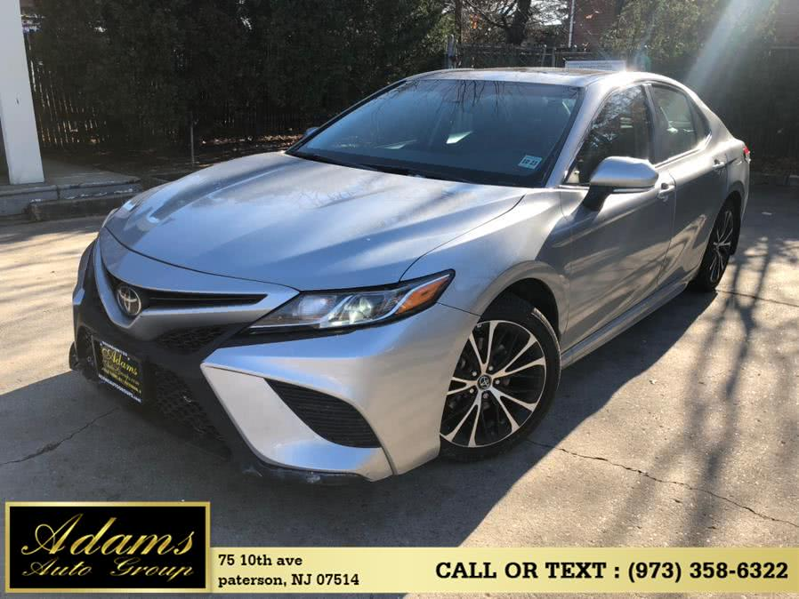 Used Toyota Camry SE Auto (Natl) 2018 | Adams Auto Group. Paterson, New Jersey