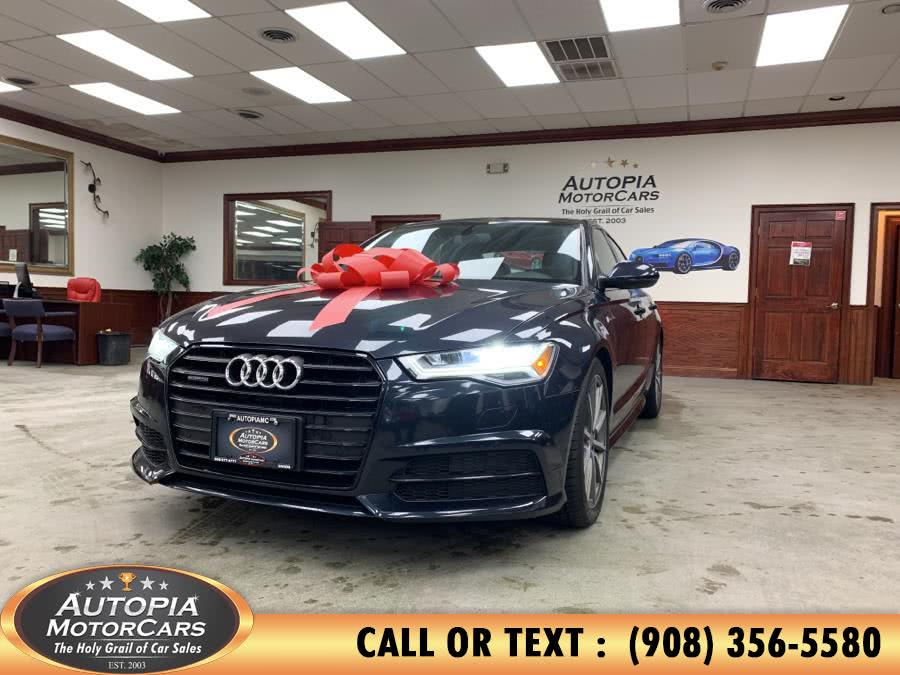 Used 2017 Audi A6 in Union, New Jersey | Autopia Motorcars Inc. Union, New Jersey