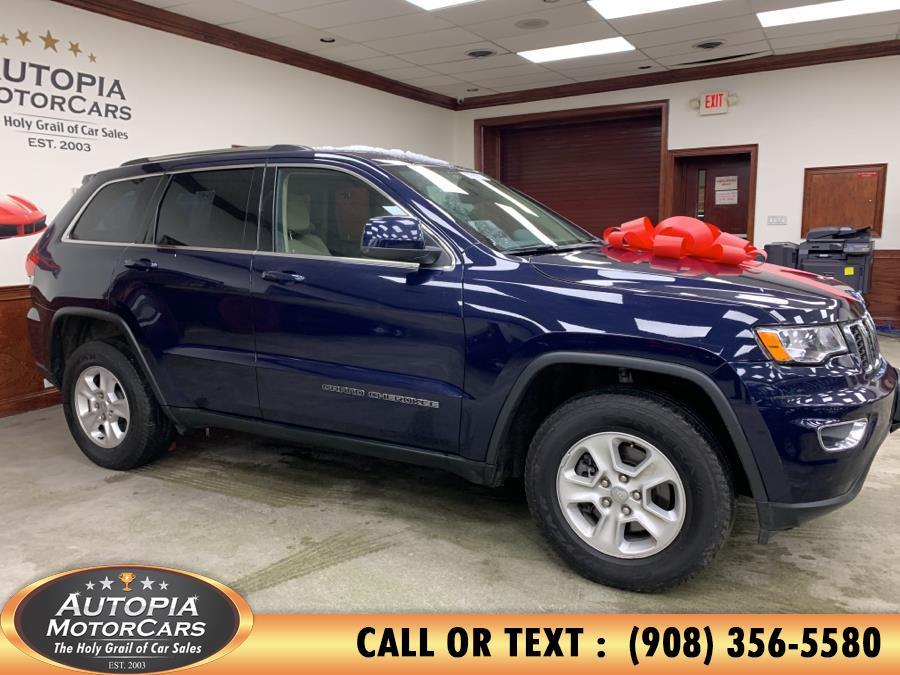Used Jeep Grand Cherokee Laredo 2017 | Autopia Motorcars Inc. Union, New Jersey
