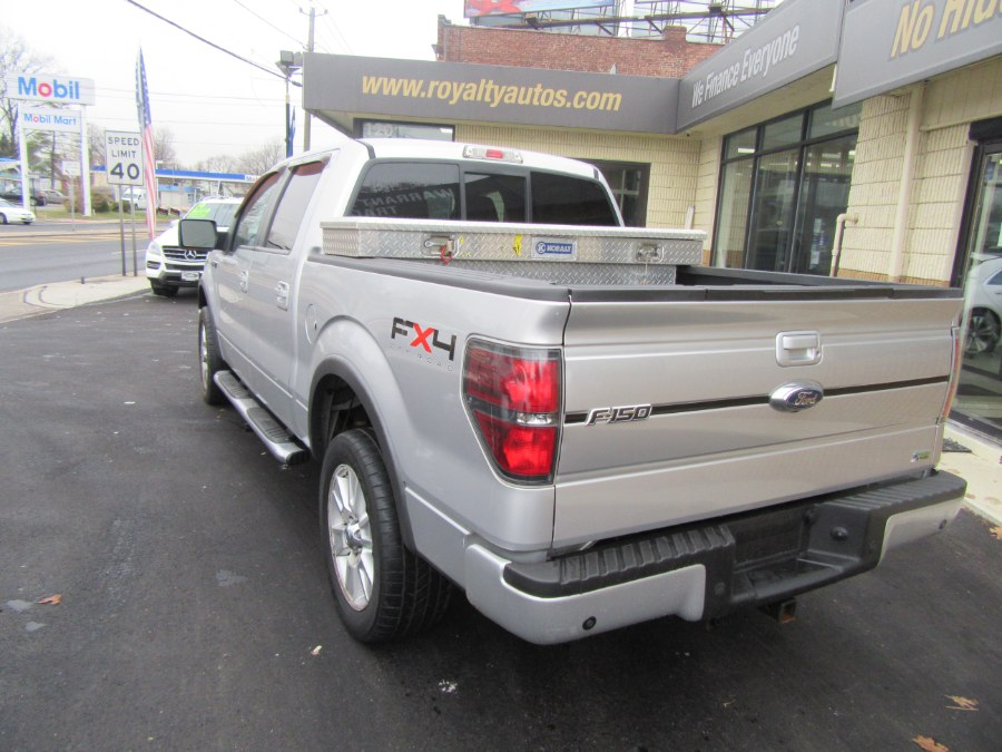 """Used Ford F-150 4WD SuperCrew 145"""" Lariat 2010 