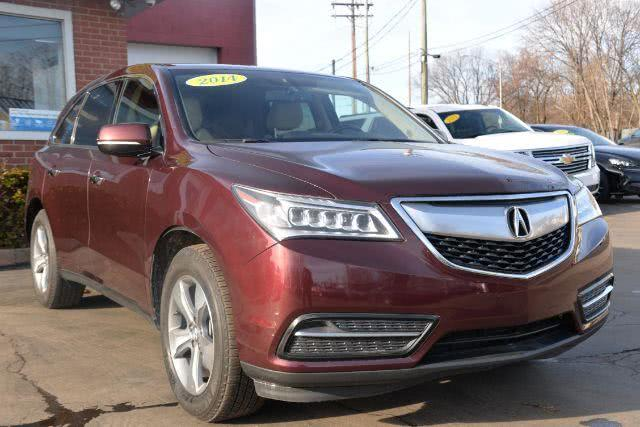Used Acura Mdx SH-AWD 6-Spd AT 2014 | Boulevard Motors LLC. New Haven, Connecticut