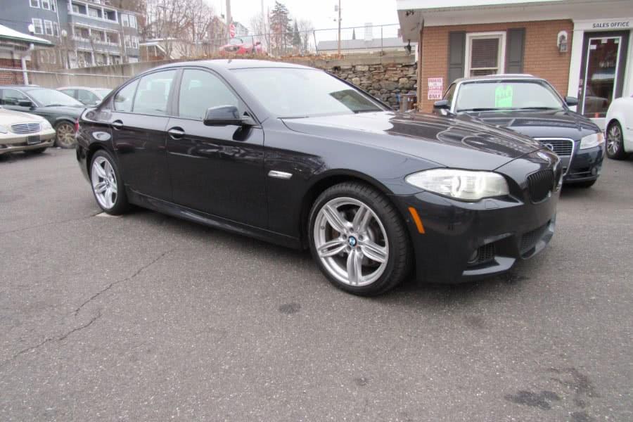 Used 2013 BMW 5 Series in Shelton, Connecticut | Center Motorsports LLC. Shelton, Connecticut