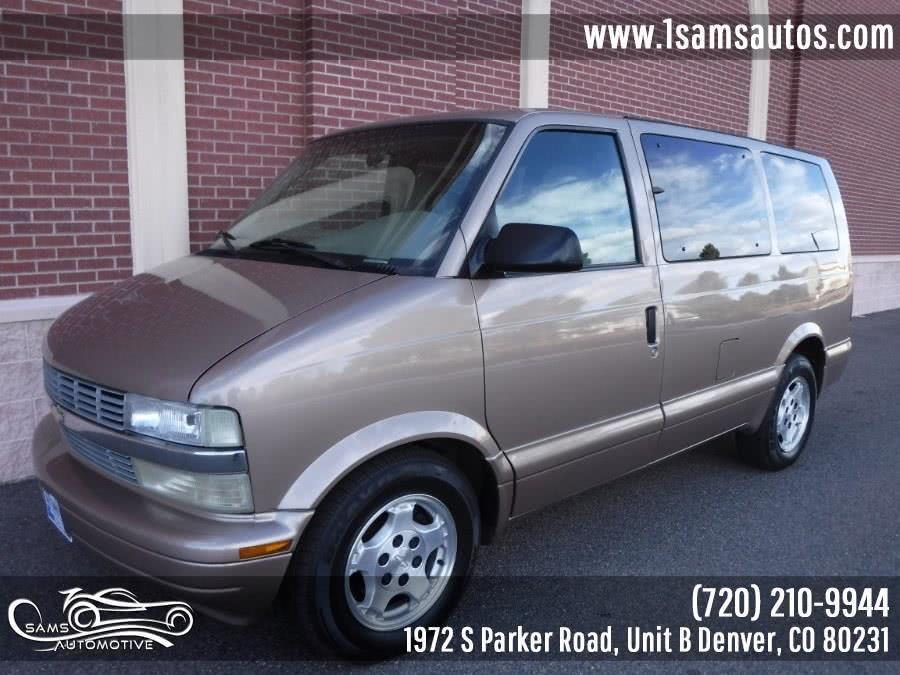 Used 2005 Chevrolet Astro Passenger in Denver, Colorado | Sam's Automotive. Denver, Colorado