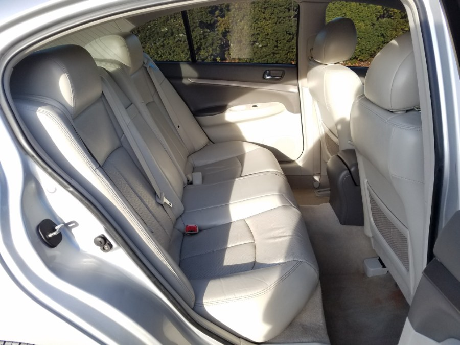 2012 Infiniti G25 Sedan 4dr Journey w/Leather,Push Start,Keyless Entry, available for sale in Queens, NY