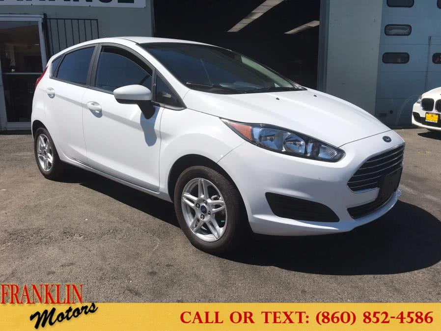 Used 2017 Ford Fiesta in Hartford, Connecticut | Franklin Motors Auto Sales LLC. Hartford, Connecticut