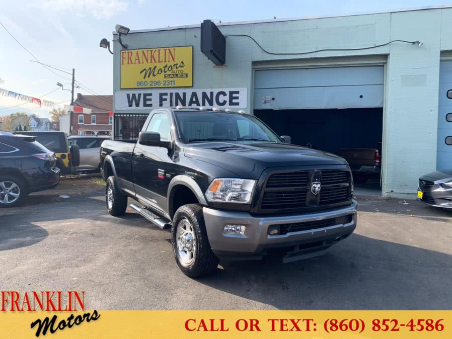 Used 2011 Ram 2500 in Hartford, Connecticut | Franklin Motors Auto Sales LLC. Hartford, Connecticut