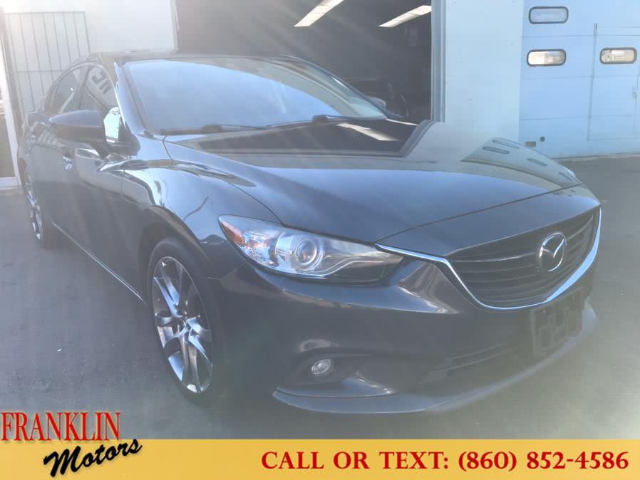 Used 2014 Mazda Mazda6 in Hartford, Connecticut | Franklin Motors Auto Sales LLC. Hartford, Connecticut