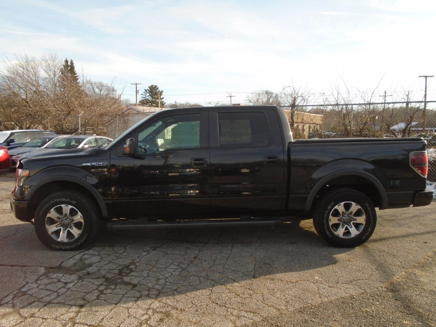 "Used Ford F-150 4WD SuperCrew 145"" FX4 2013 