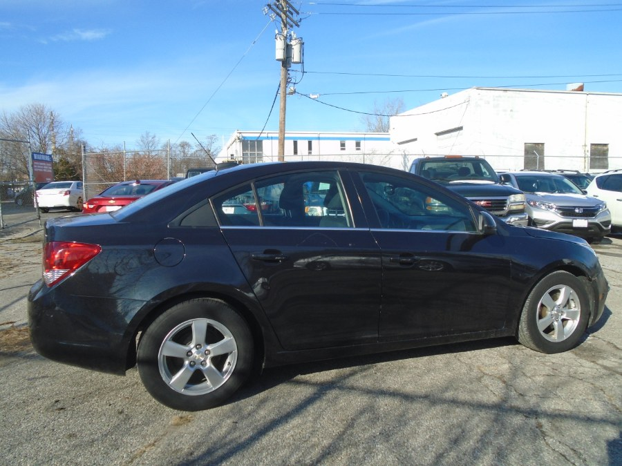 2016 Chevrolet Cruze Limited 4dr Sdn Auto LT w/1LT, available for sale in Milford, Connecticut   Dealertown Auto Wholesalers. Milford, Connecticut