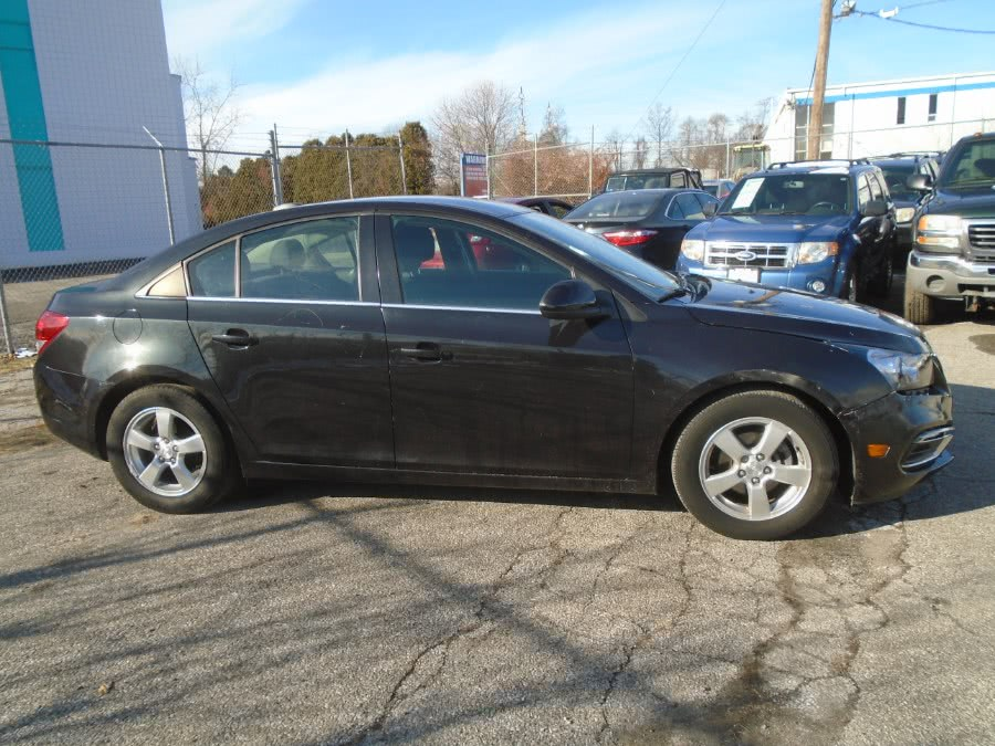 Used Chevrolet Cruze Limited 4dr Sdn Auto LT w/1LT 2016 | Dealertown Auto Wholesalers. Milford, Connecticut