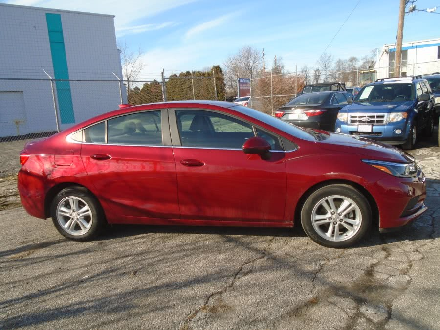 Used 2017 Chevrolet Cruze in Milford, Connecticut | Dealertown Auto Wholesalers. Milford, Connecticut