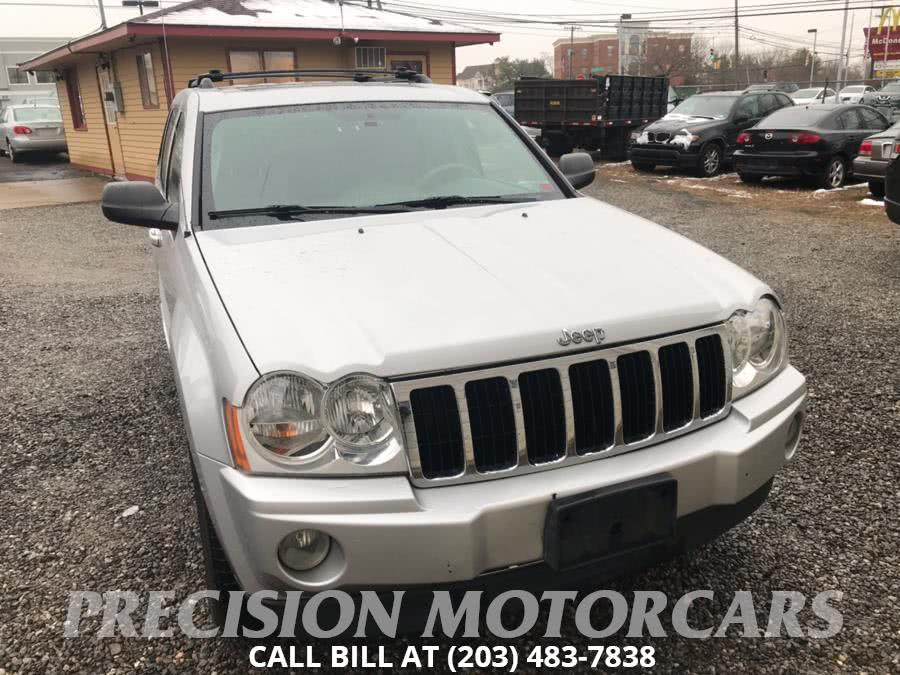 Used Jeep Grand Cherokee 4dr Limited 4WD HEMI 5.7 ! 2006 | Precision Motor Cars LLC. Branford, Connecticut