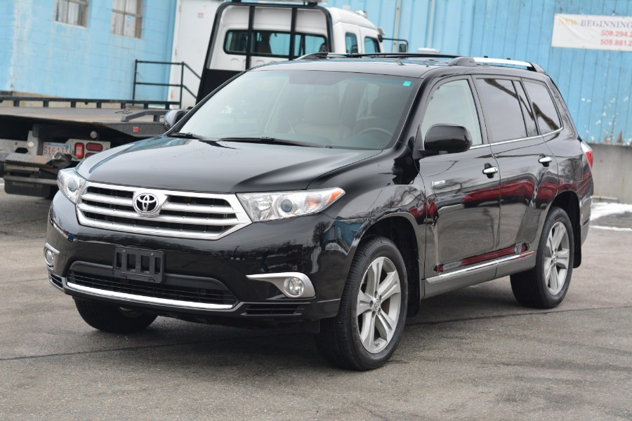 Used Toyota Highlander 4WD 4dr V6  Limited (Natl) 2013 | New Beginning Auto Service Inc . Ashland , Massachusetts