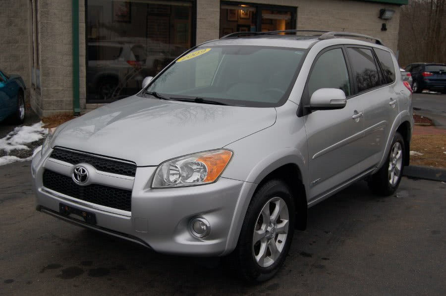 Used Toyota RAV4 4WD 4dr 4-cyl 4-Spd AT Ltd (Natl) 2009 | M&N`s Autohouse. Old Saybrook, Connecticut
