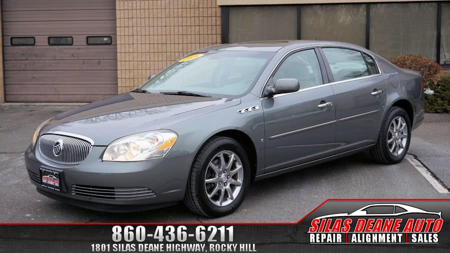 Used 2008 Buick Lucerne in Rocky Hill , Connecticut | Silas Deane Auto LLC. Rocky Hill , Connecticut