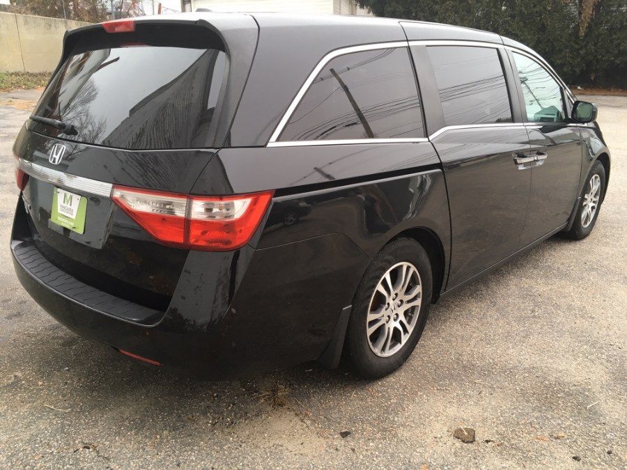 2011 Honda Odyssey 5dr EX-L, available for sale in Norwich, Connecticut | MACARA Vehicle Services, Inc. Norwich, Connecticut