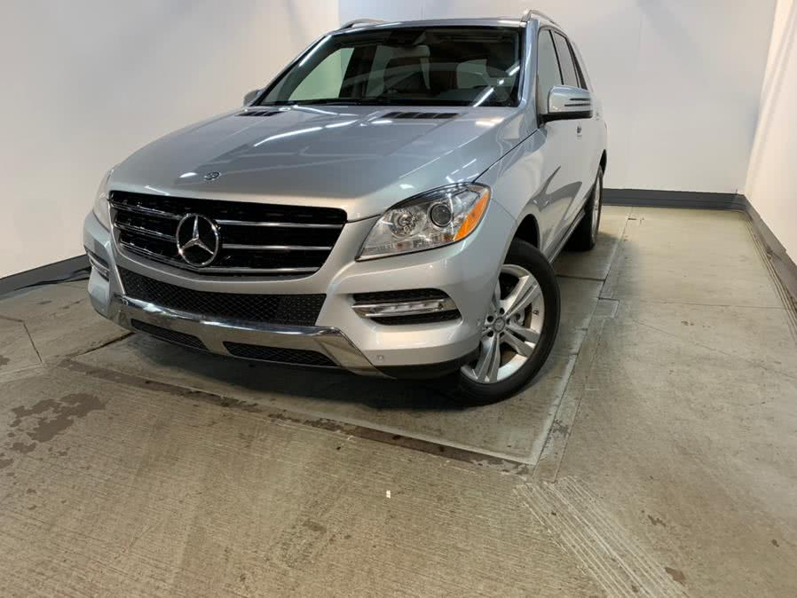 Used Mercedes-Benz M-Class 4MATIC 4dr ML350 BlueTEC 2012 | European Auto Expo. Lodi, New Jersey