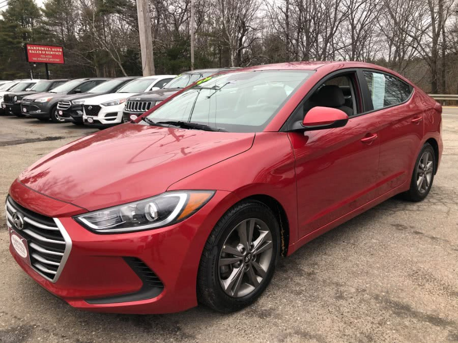 Used 2018 Hyundai Elantra in Harpswell, Maine | Harpswell Auto Sales Inc. Harpswell, Maine